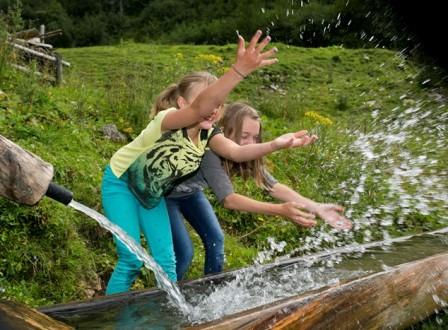 Loseggalm, Annaberg im Lammertal,  Foto Wildbild/Freund, www.wildbild.at
